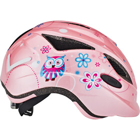 ABUS Anuky Helmet Kinder rose owl